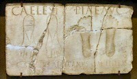 Dedication to Juno Caelestis from the Italica amphitheater