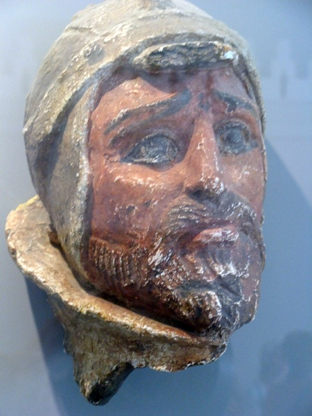 Parthian warrior