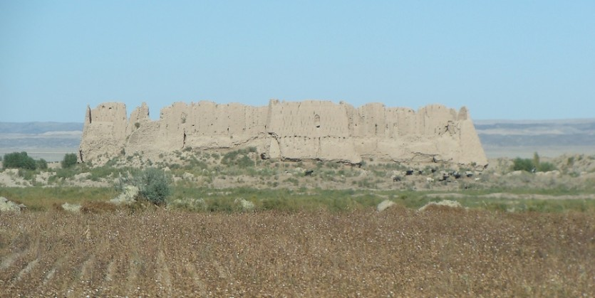 The first-century fortress of Topraq Qala