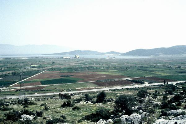 Halos, General view of the Hellenistic city