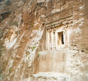Kupan rock tomb