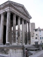 Vienne, Temple of Augustus and Livia