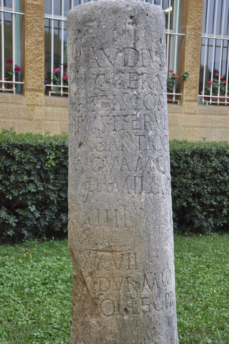 Beirut, Milestone from the age of Nero