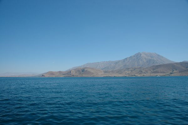 Lake Van from the southwest