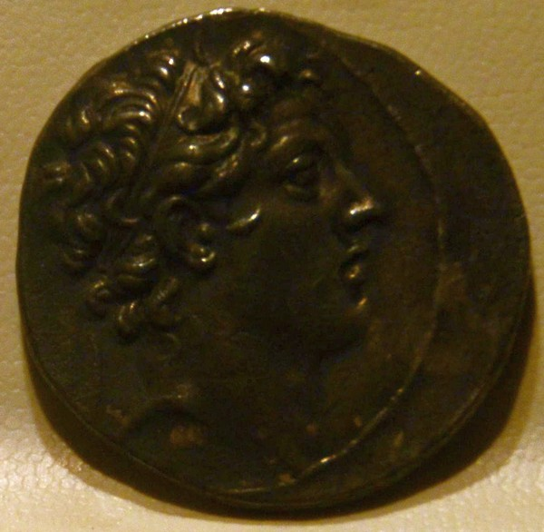 Antiochus IV Epiphanes (coin)