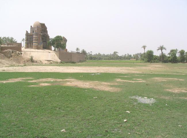 Uch, mausoleum of Bibi Jawindi (1)