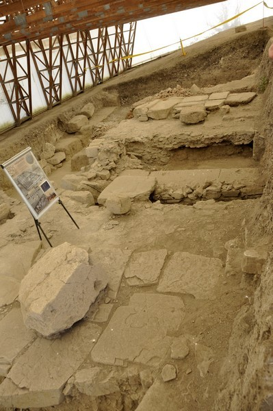 Viminacium, military gate