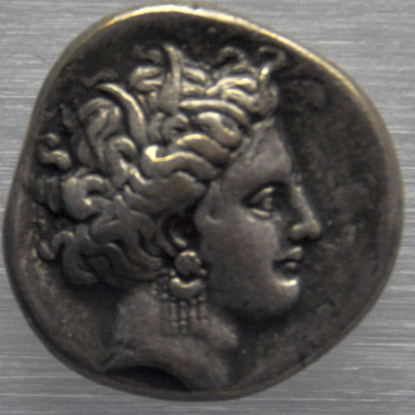 Syracuse, coin of Demeter
