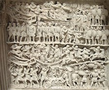 The capture of Seleucia (Arch of Severus, Rome)