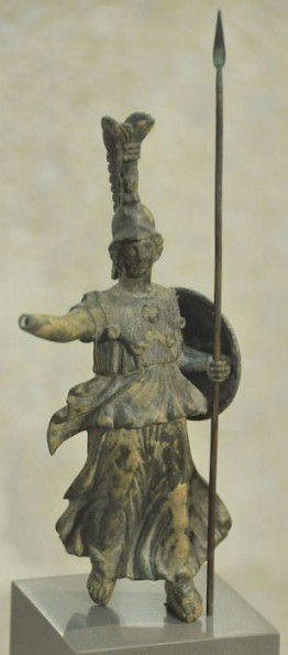 An Athena from Seleucia in Pieria