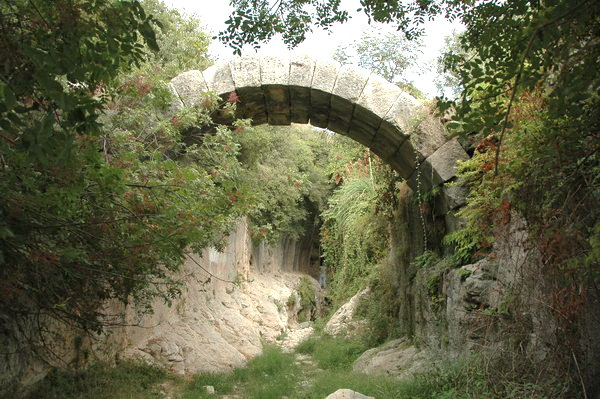 Seleucia in Pieria: Roman bridge (3)