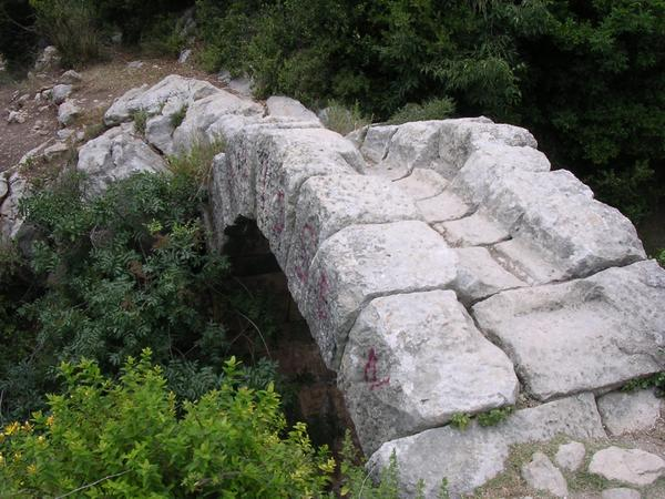 Seleucia in Pieria: Roman bridge (4)