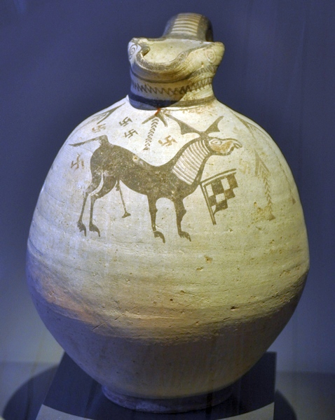 Cyprus, archaic pottery