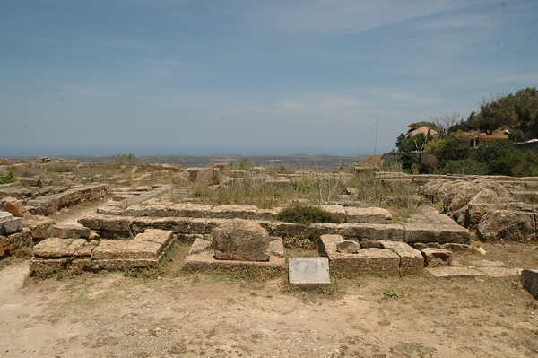 Cyrene, Temple of Hecate