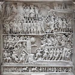 Rome, Forum, Arch of Septimius Severus - Livius