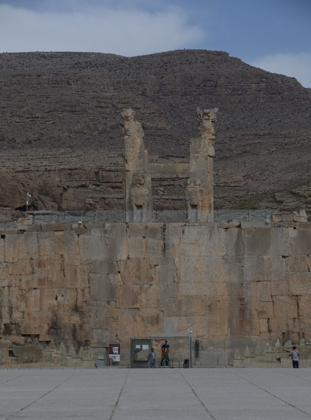Persepolis, Stairs and Gate of All Nations