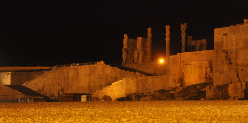 Persepolis, Stairs of All Nations (5)