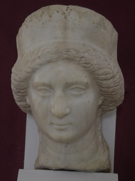 Susa, Hellenistic bust of a Muse