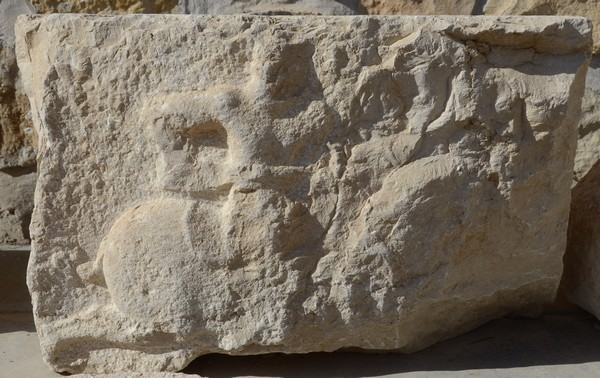 Bishapur, small relief (4)