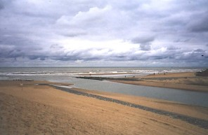 The Rhine at Katwijk