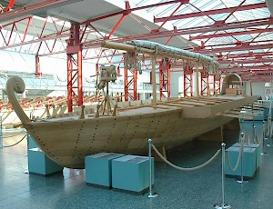 Reconstruction of the Mainz 3 warship