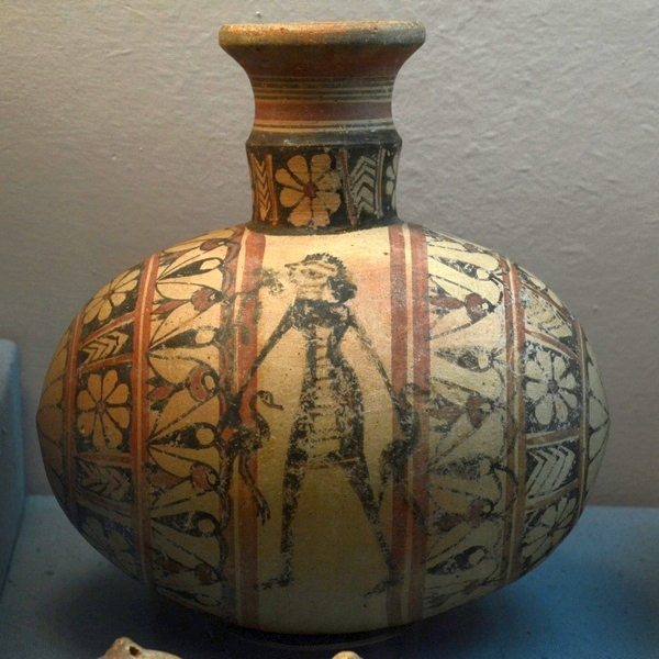 Cypro-Archaic I Pottery (2)