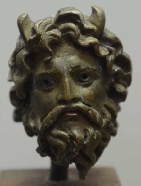 Soli, Head of Zeus-Ammon