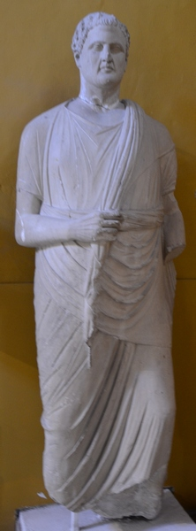 Vouni, Statue of a Ptolemaic prince (2)
