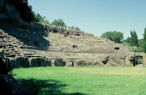 Amphitheater of Sutrium