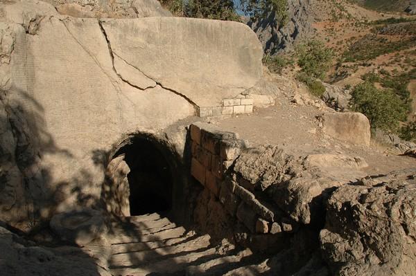 Arsameia, Site 3 - Livius