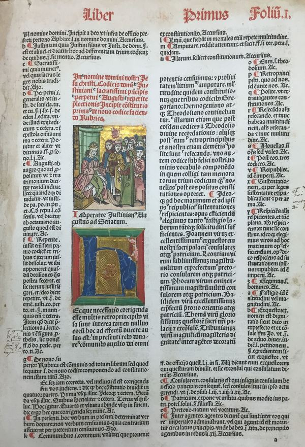 Codex of Justinian
