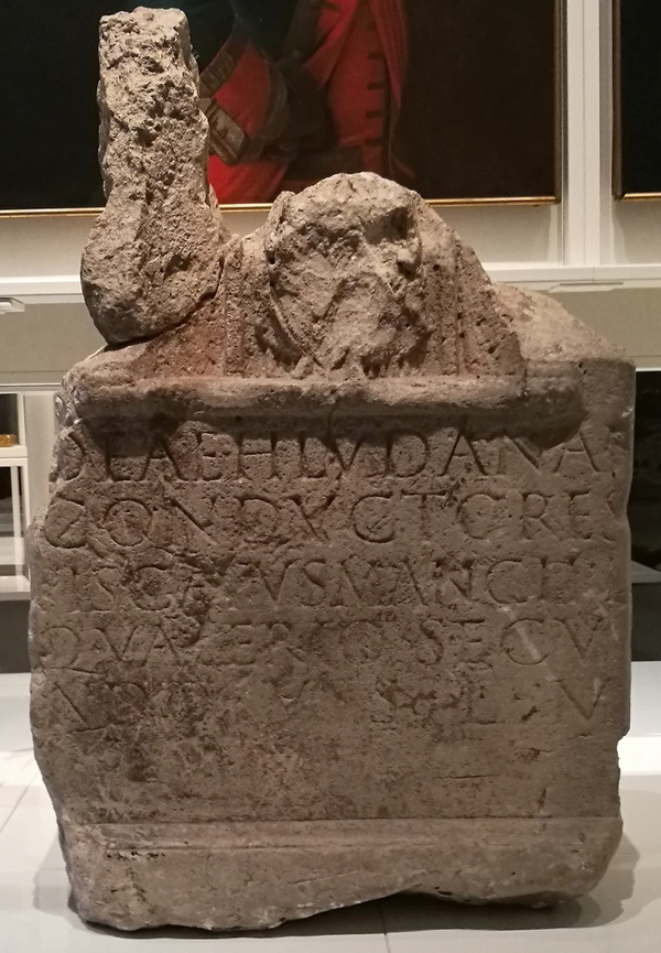 The Hludana inscription from Beetgum