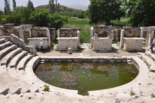 Aphrodisias, Odeon (1)