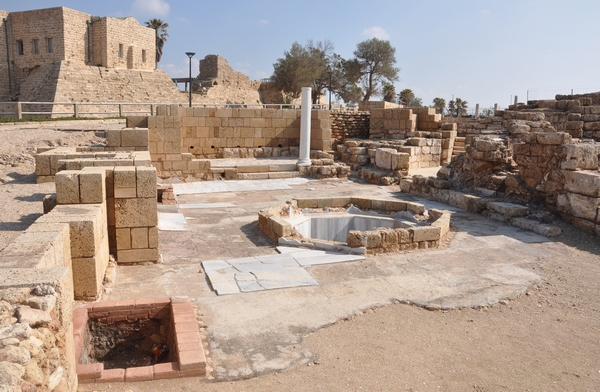 Caesarea, Byzantine Government Building (2)
