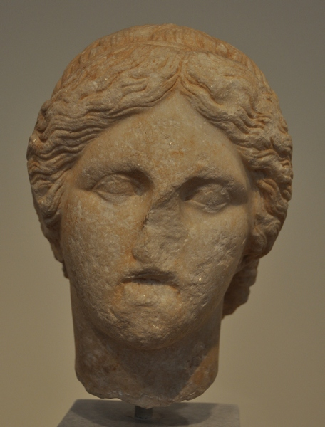 Thebes, Head of Artemis