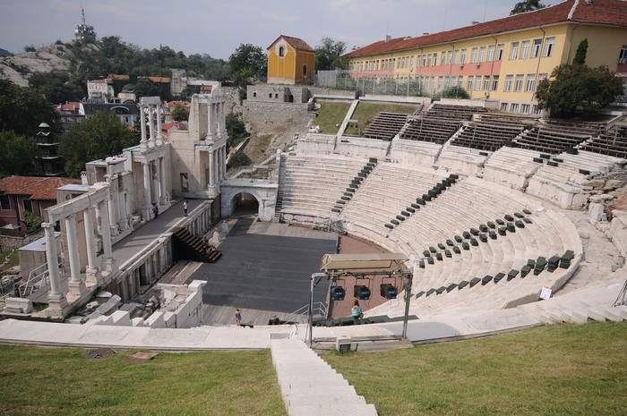 Plovdiv, Theater (4)