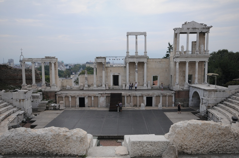 Plovdiv, Theater (2)
