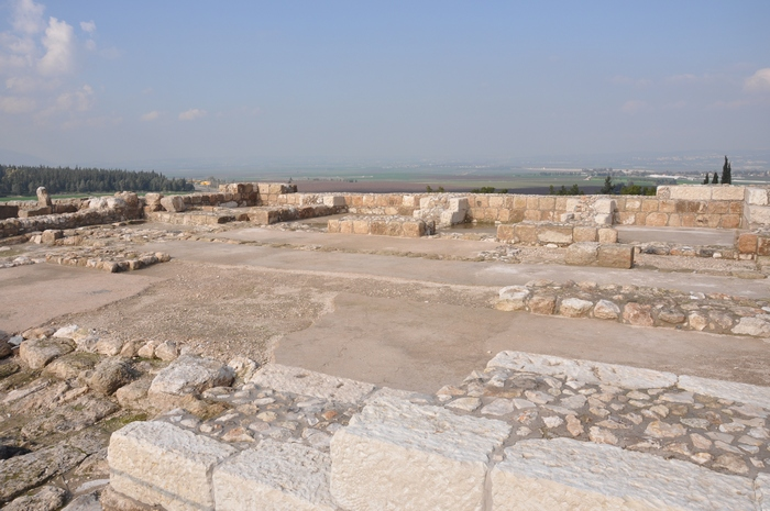 Megiddo, North Palace (1)