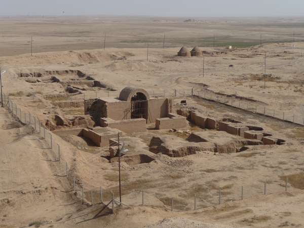 Nimrud, Temple of Ištar