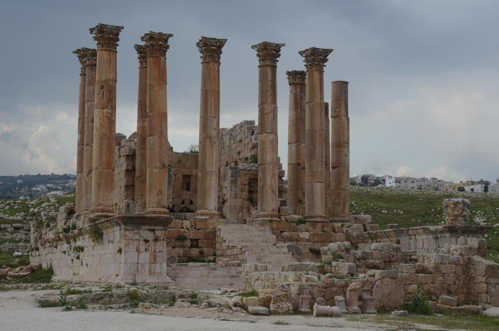 Gerasa, Temple of Artemis (1)