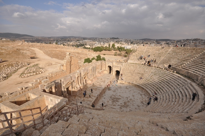 Gerasa, Southern Theater (1)