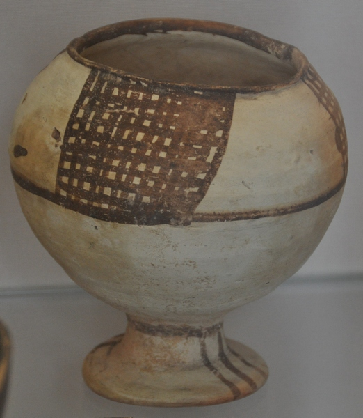 A bowl from Tepe Hesar I