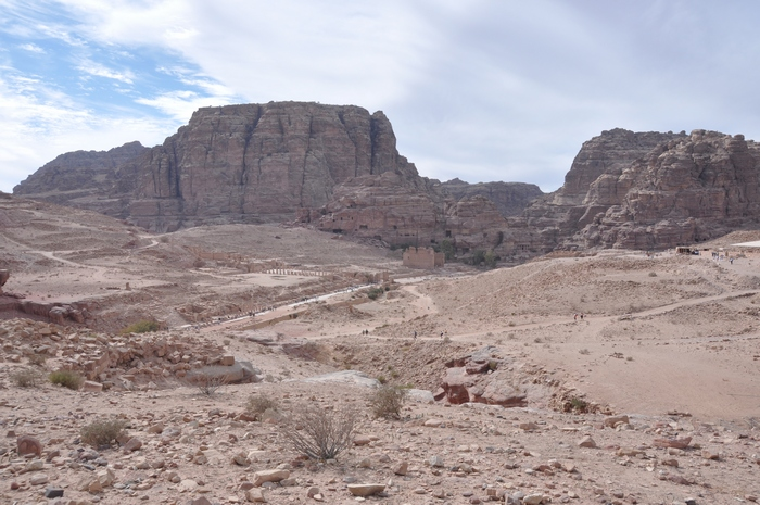Petra, Inner City, General View