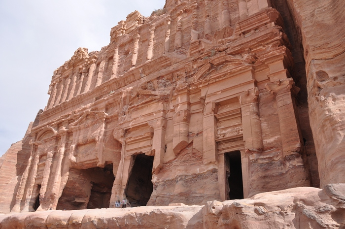 Petra, Royal Tombs, Palace Tomb