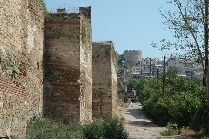 Thessaloniki, Eastern Wall
