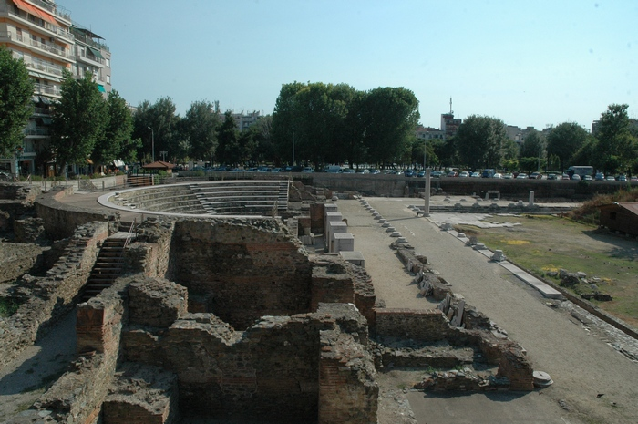 Thessaloniki, Forum (1)