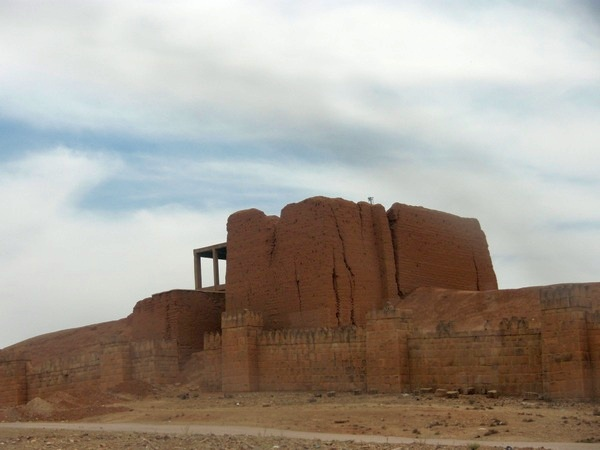 Nineveh, Adad Gate