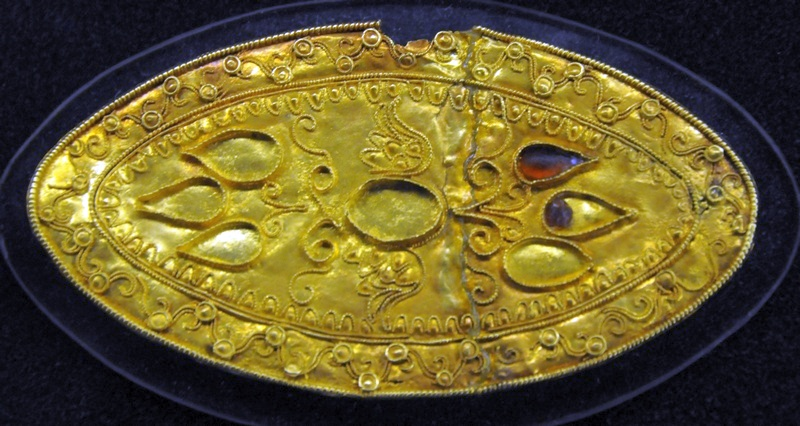 Mesembria, Hellenistic Thracian jewelry