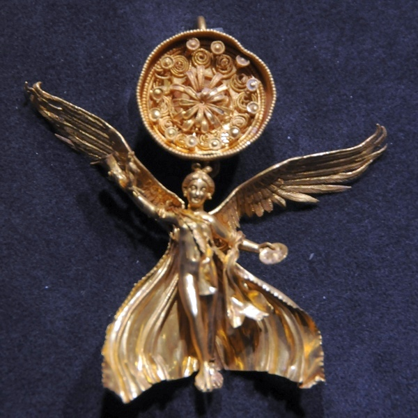 Odessos, Hellenistic Thracian jewelry