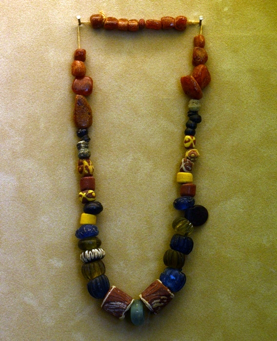 Reims, Frankish Necklace